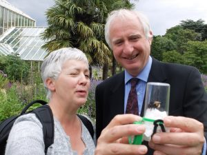 Gill Perkins and Daniel Zeichner MP