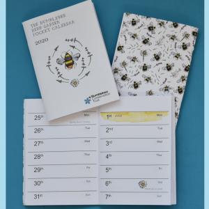 Herb Garden Pocket Calendar 2020